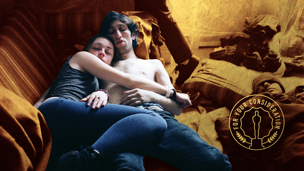 Don't Bother Voting on the Oscars If You Haven't Seen... The Safdie Brothers' HEAVEN KNOWS WHAT