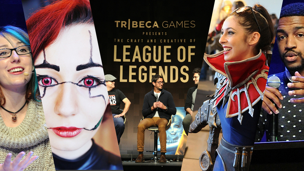 Photos: Gamers Unite at Tribeca Games' THE CRAFT AND CREATIVE OF LEAGUE OF LEGENDS
