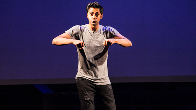 THE DAILY SHOW Correspondent Hasan Minhaj Conquers the American Dream in New One-Man Show