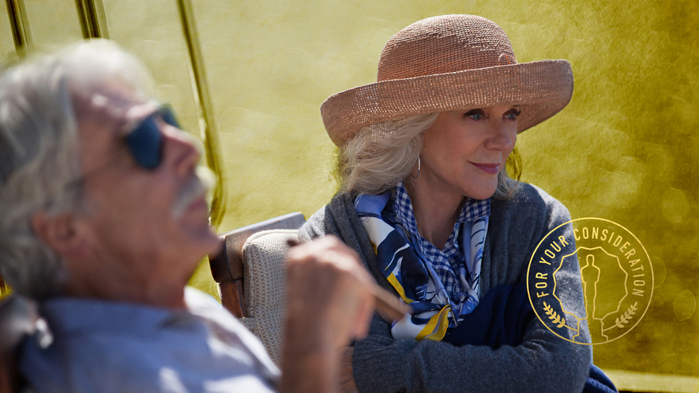 ​Don't Bother Voting on the Oscars If You Haven't Seen… Blythe Danner in I'LL SEE YOU IN MY DREAMS