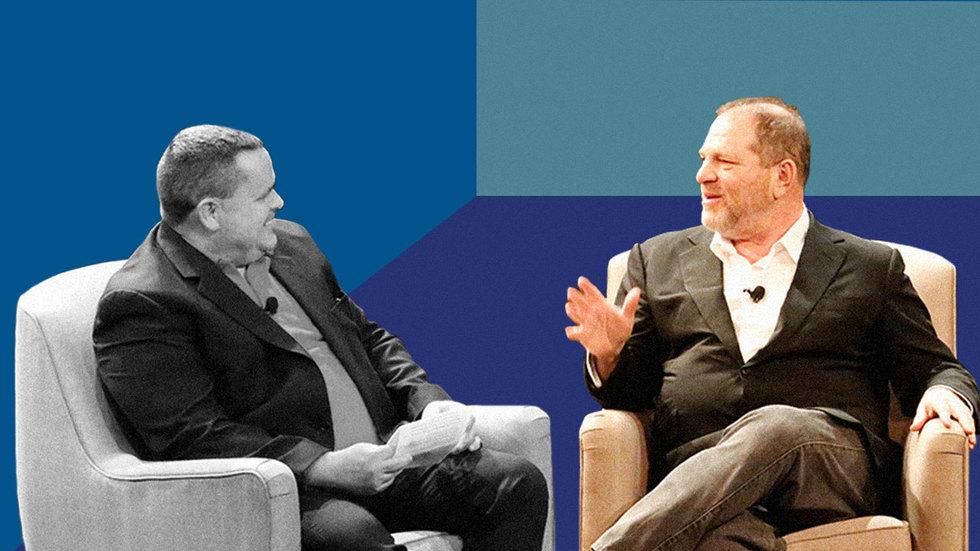 """2015 Tribeca Film Festival Podcast: """"Harvey Weinstein in Conversation"""""""