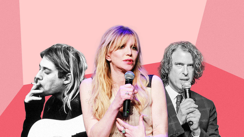 2015 Tribeca Film Festival Podcast: Courtney Love's Tearful Response to the New Kurt Cobain Documentary
