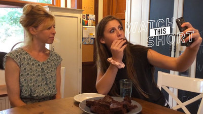 Watch This Short: HOW WAS YOUR DAY? Directed by Allison Hadar and Maddie Corman