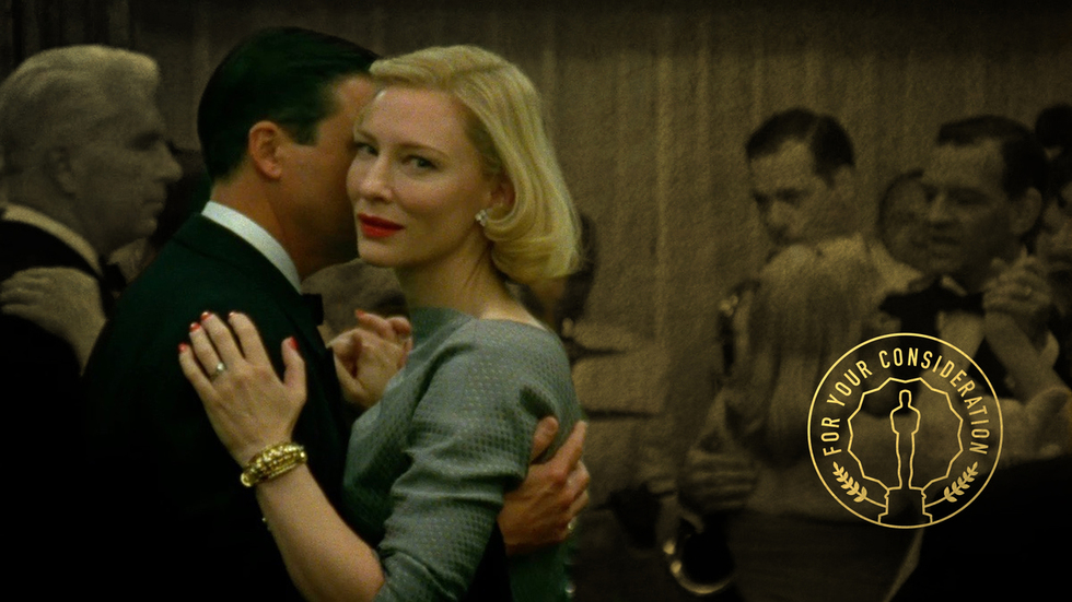 Don't Bother Voting on the Oscars If You Haven't Seen… Edward Lachman's Cinematography in CAROL