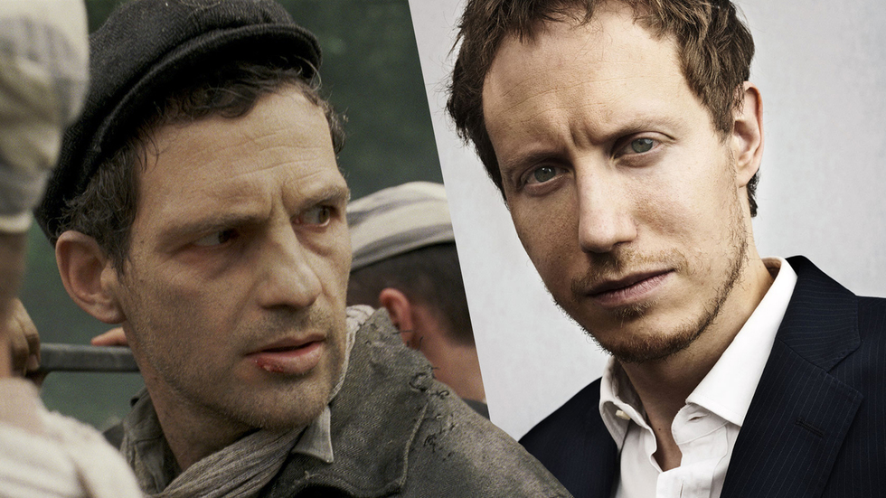 SON OF SAUL's László Nemes and Géza Röhrig on Depicting History from the Inside