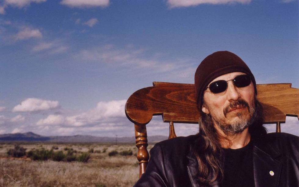 Seminal American Indian Activist/Poet John Trudell Has Passed Away