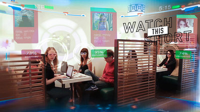 Watch This Short: CAFÉ GLASS Directed by Wen Ren