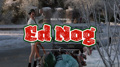 """Reel Drinks: Say Holiday """"Cheers!"""" to Our Special NATIONAL LAMPOON'S CHRISTMAS VACATION Eggnog"""