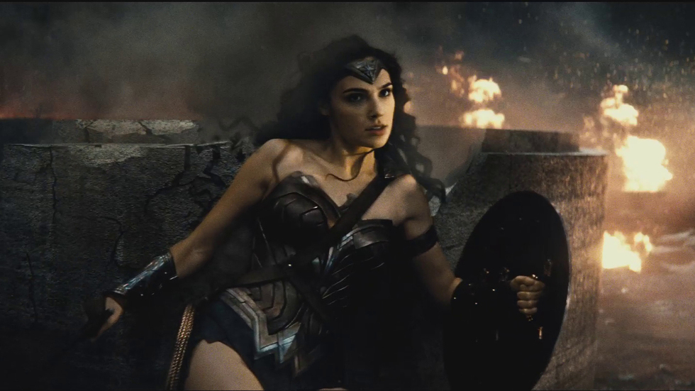 WATCH: This is What the First Woman Superhero Movie in Decades Will Look Like