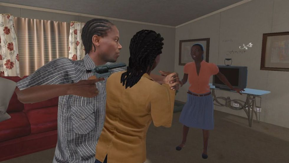 Interactive Social Action: How Virtual Reality is Being Used to Educate and Empathize