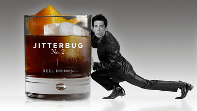 """Reel Drinks: Our Hard """"Orange Mocha Frappuccino"""" Cocktail, Specially Made for ZOOLANDER 2"""