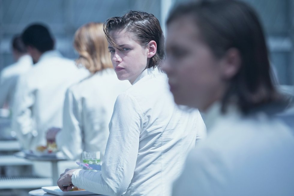 WATCH: Kristen Stewart & Nicholas Hoult Fall in Love, THX 1138 Style, in EQUALS