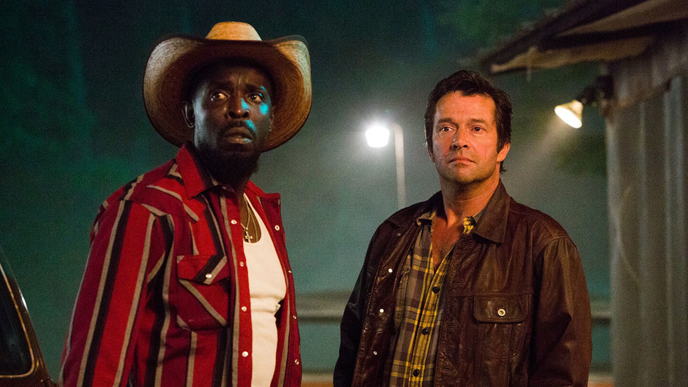 He May Not Be a Movie Star Yet, But Michael K. Williams Remains One of TV's Best Actors With HAP AND LEONARD