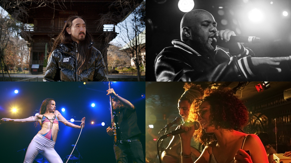 A Guide to All of the Films, Performances, and Events for Music Lovers at Tribeca 2016