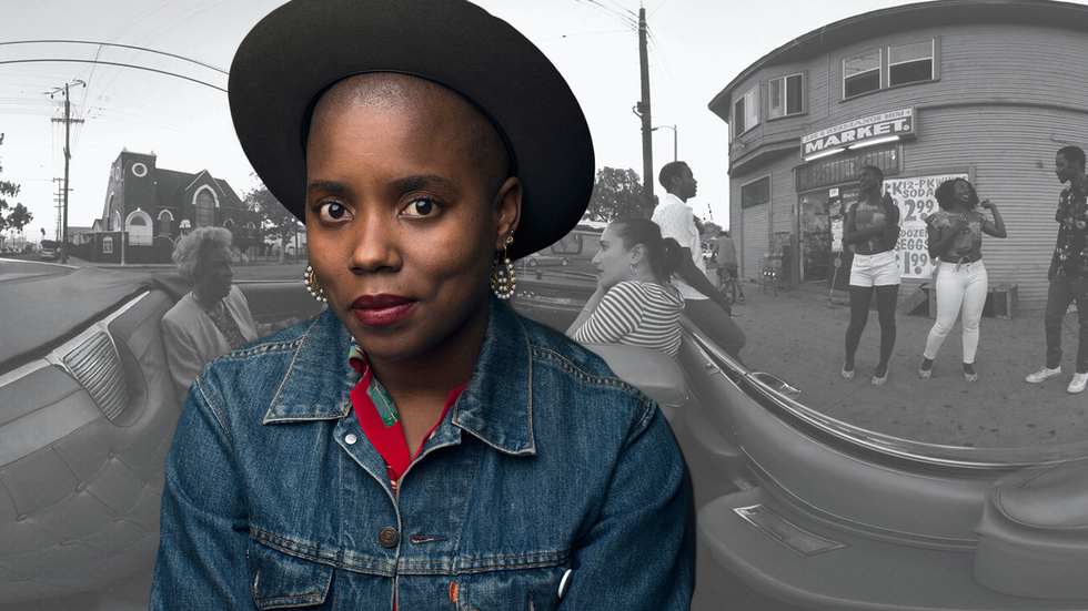 HARD WORLD FOR SMALL THINGS Creator Janicza Bravo Tackles Police Brutality Through VR