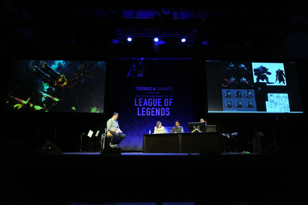 WATCH: All Five Panels From Tribeca Games' THE CRAFT AND CREATIVE OF LEAGUE OF LEGENDS Event