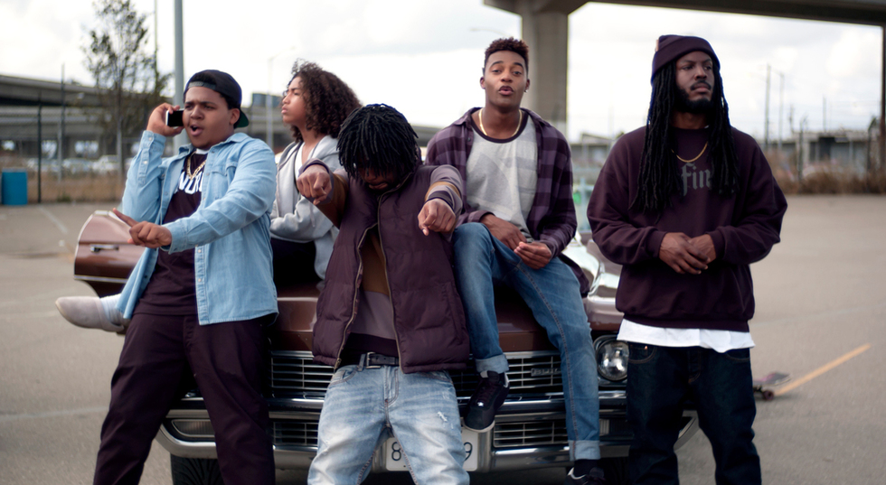 Hip-Hop, Sneaker Culture, and Teen Angst Collide in the US Narrative Competition Opener KICKS