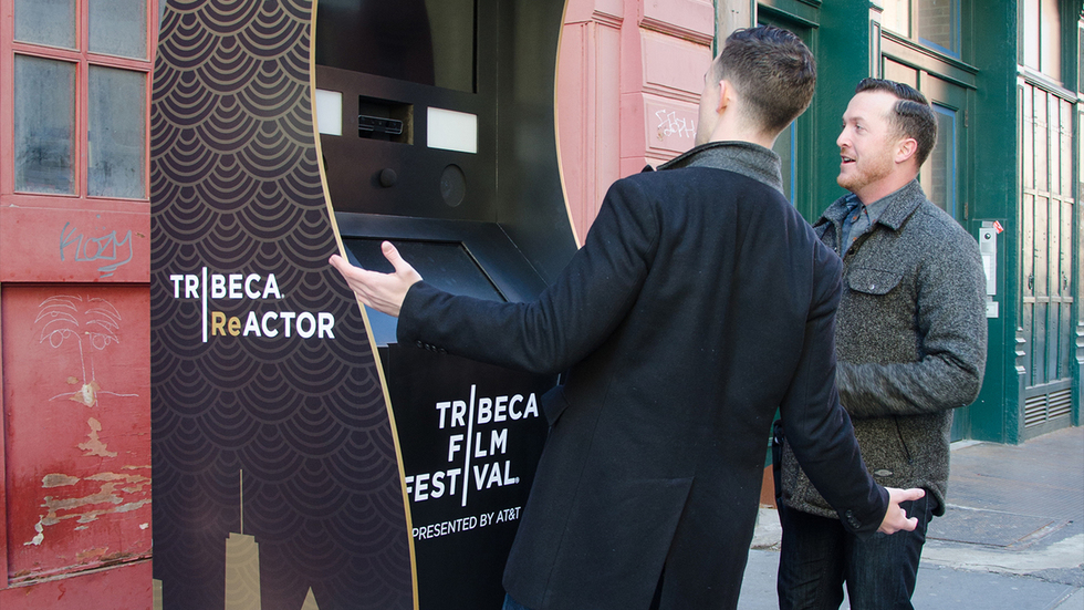Must See: The Tribeca Film Festival ReActor
