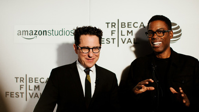 The Funniest Moments From J.J. Abrams & Chris Rock's Hilarious Tribeca Talks: Director's Series Conversation