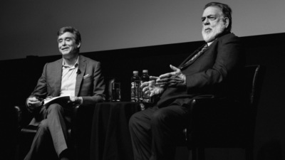 "The Iconic Francis Ford Coppola Explained His Current ""Film Student"" Mentality at Tribeca 2016"