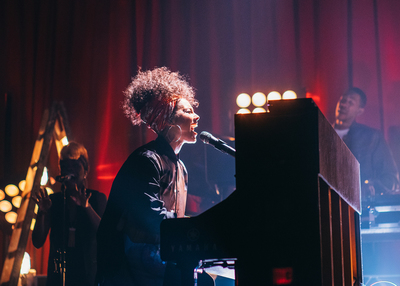 Alicia Keys Honors Prince's Legacy and Debuts New Music at Tribeca 2016