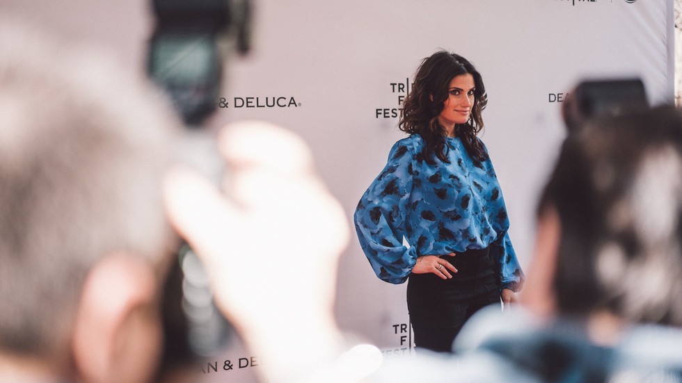 Idina Menzel Talks FROZEN, RENT, WICKED, and Finding Her Own Voice at Tribeca 2016