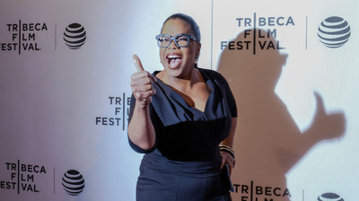 "Oprah Winfrey Joined Her Castmates to Premiere GREENLEAF, Her ""Dream Come True,"" at Tribeca 2016"