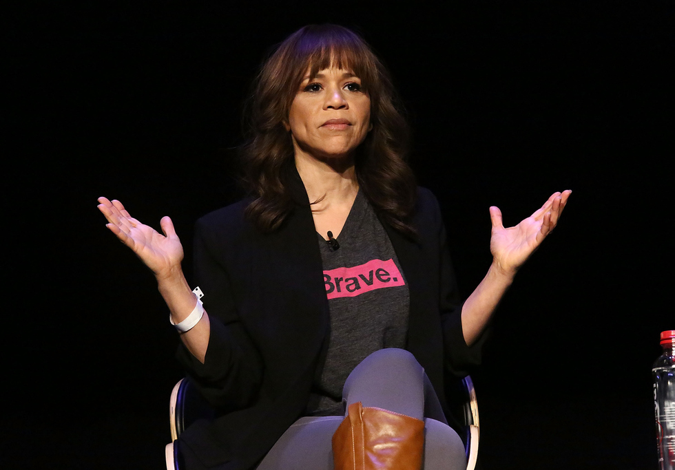 Samantha Bee, Rosie Perez, Mya Taylor, and More Provide Inspiration at Tribeca's Daring Women Summit