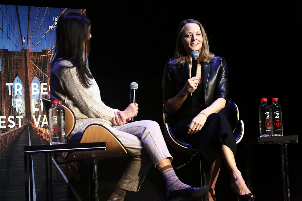Jodie Foster is Sick of the Woman Directors Conversation—and More from Her Tribeca Talk