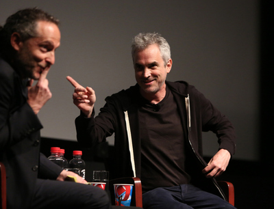 Alfonso Cuarón and Emmanuel Lubezki Unraveled the Mystery of Great Filmmaking at Tribeca 2016