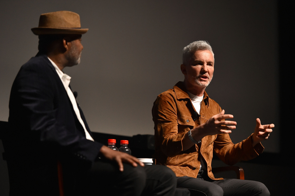 Baz Luhrmann Talks Prince, Nas, and Netflix's THE GET DOWN With Nelson George at Tribeca 2016