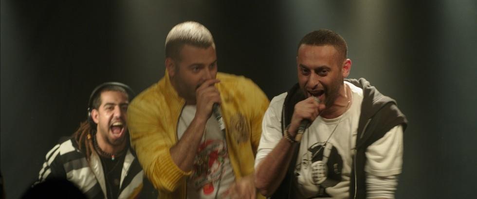 Israeli Filmmakers Oren Moverman & Udi Aloni on Addressing Palestinian & Arab Conflicts Through Hip-Hop