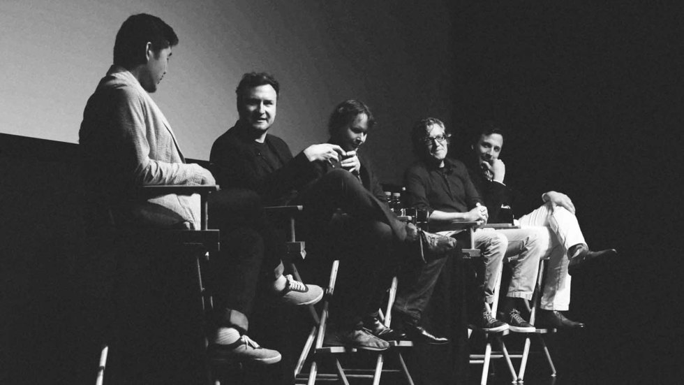 Watch:  CHEF'S TABLE Talk at Tribeca 2016