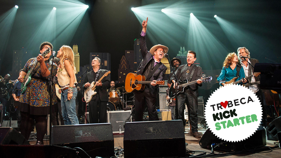 Don't Stop the Music: The Story of the Iconic AUSTIN CITY LIMITS Needs Your Help on Kickstarter