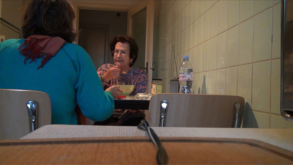 Chantal Akerman's NO HOME MOVIE is a Difficult Portrait of Grief on a Legend's Own Terms