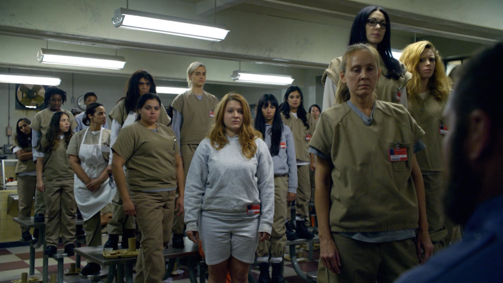 ​Damaged Places: On ORANGE IS THE NEW BLACK's Profound Study of the Powerless