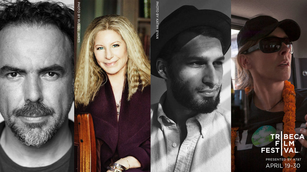 2017 Tribeca Film Festival Announces First Run of Programming Featuring Barbra Streisand, Alejandro González Iñárritu, and Kathryn Bigelow