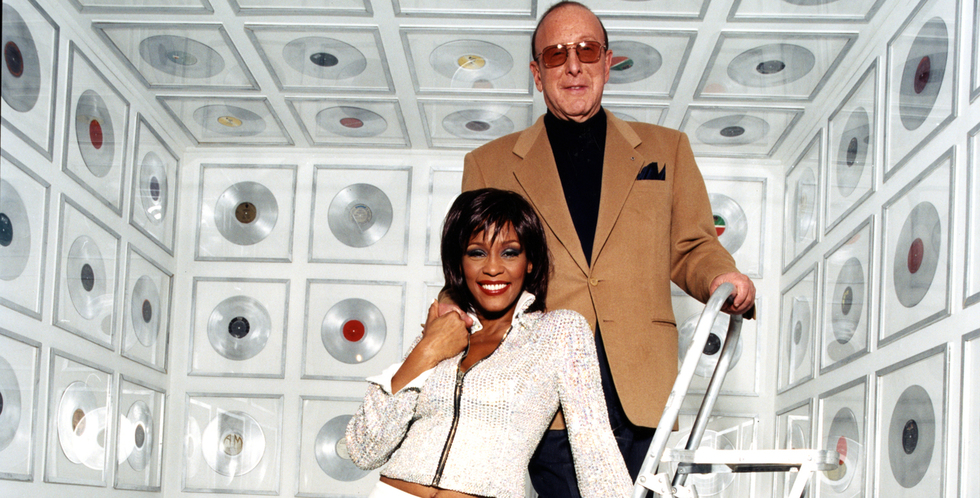 CLIVE DAVIS: THE SOUNDTRACK OF OUR LIVES Will Open Tribeca 2017 at Radio City Music Hall