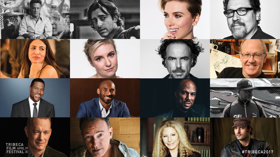 A Little More Conversation: The Full Tribeca 2017 Talks Lineup