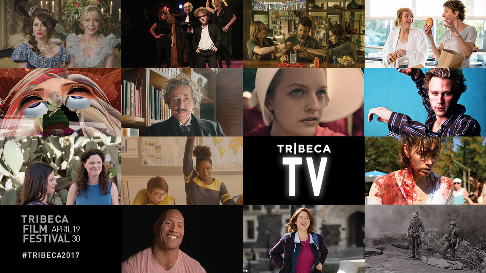 Calling All Couch Potatoes: the Full Lineup for Tribeca TV 2017