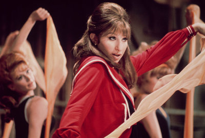 The Greatest Star: How Barbra Streisand Broke Out Her Own Way in FUNNY GIRL