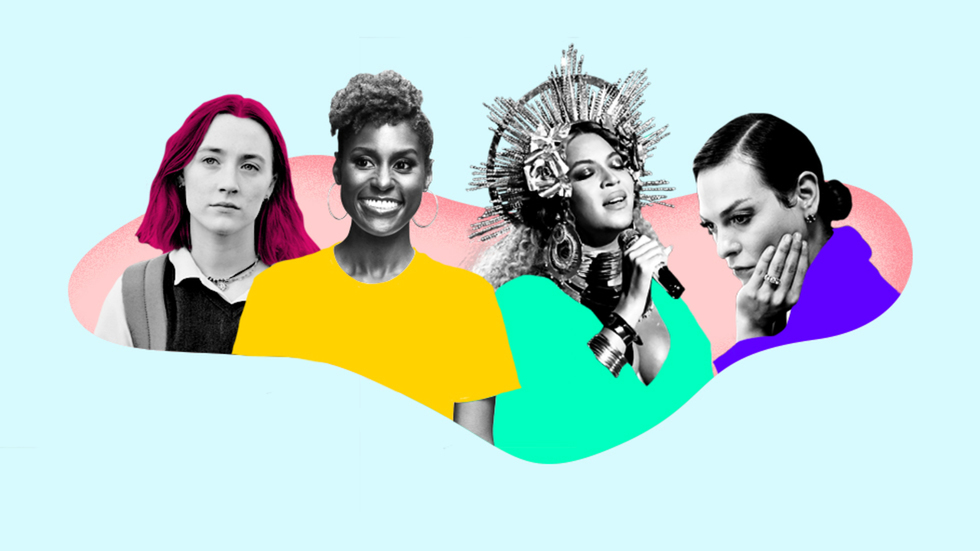 30 Great Moments from 2017's Best Performances by Women Artists