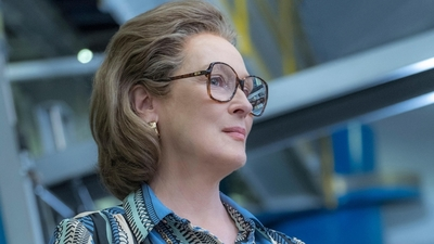 A Personal History: Meryl Streep on Her Oscar-Nominated Performance in THE POST