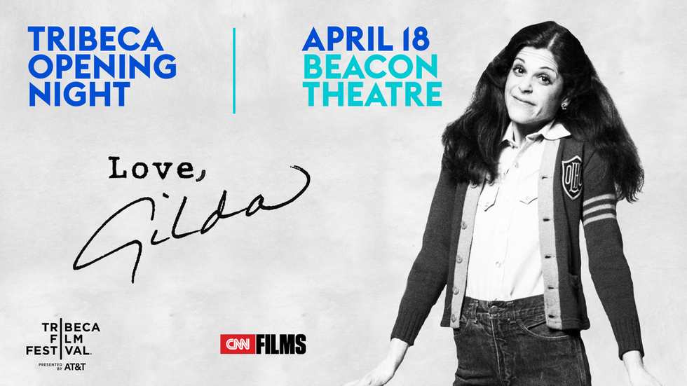 Gilda Radner Documentary LOVE, GILDA to Premiere at Opening Night of Tribeca 2018
