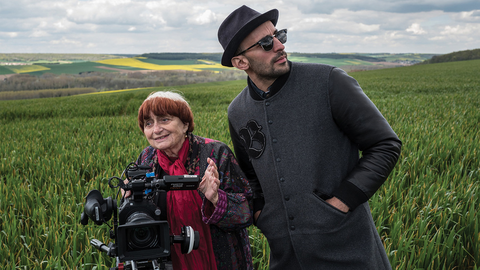 ​The Essential Life Lessons of Agnès Varda and JR's FACES PLACES