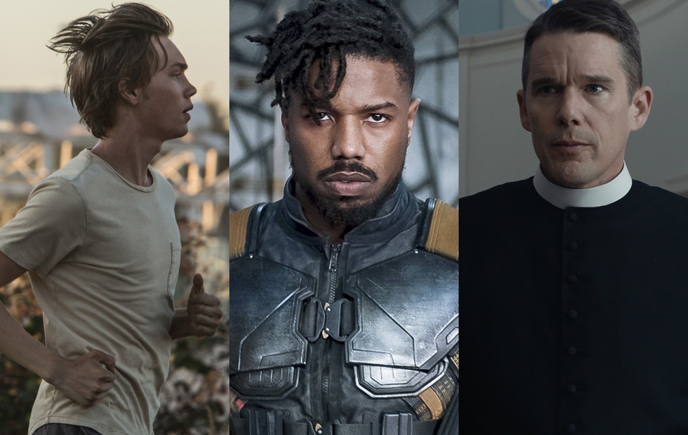 The 11 Best Male Film Performances of Early 2018