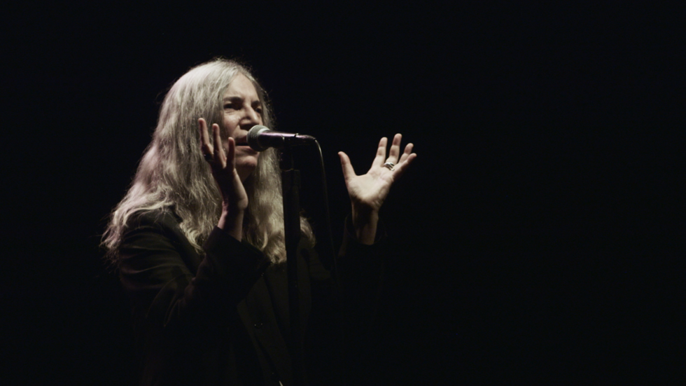 Patti Smith, TIME'S UP, Alex Gibney, and More Among New Additions to Tribeca 2018