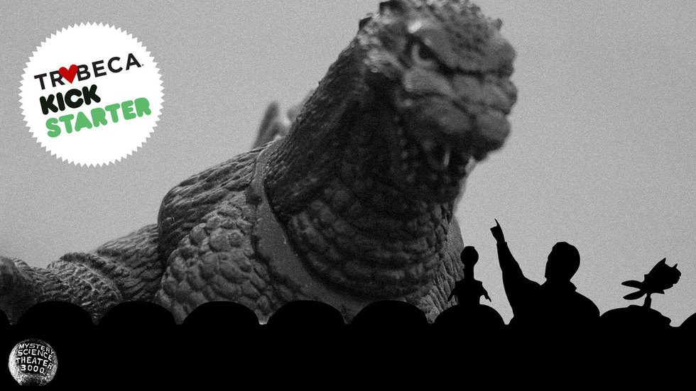 Attention, B-Movie Lovers: MYSTERY SCIENCE THEATER 3000 is Ready for a Comeback