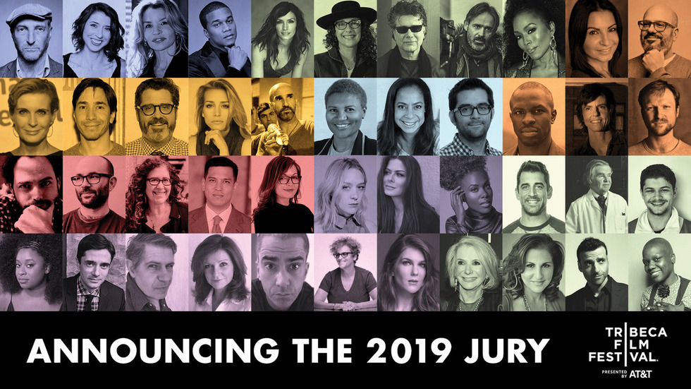 Jury Duty: Get to Know Tribeca's Esteemed 2019 Jurors