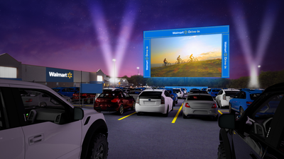 Tribeca Delivers Safe Family-Friendly Entertainment At Walmart Drive-ins